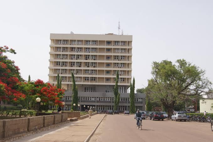 Ahmadu Bello university Senate building