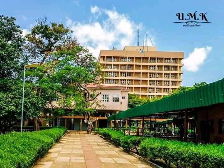 ABU Senate building