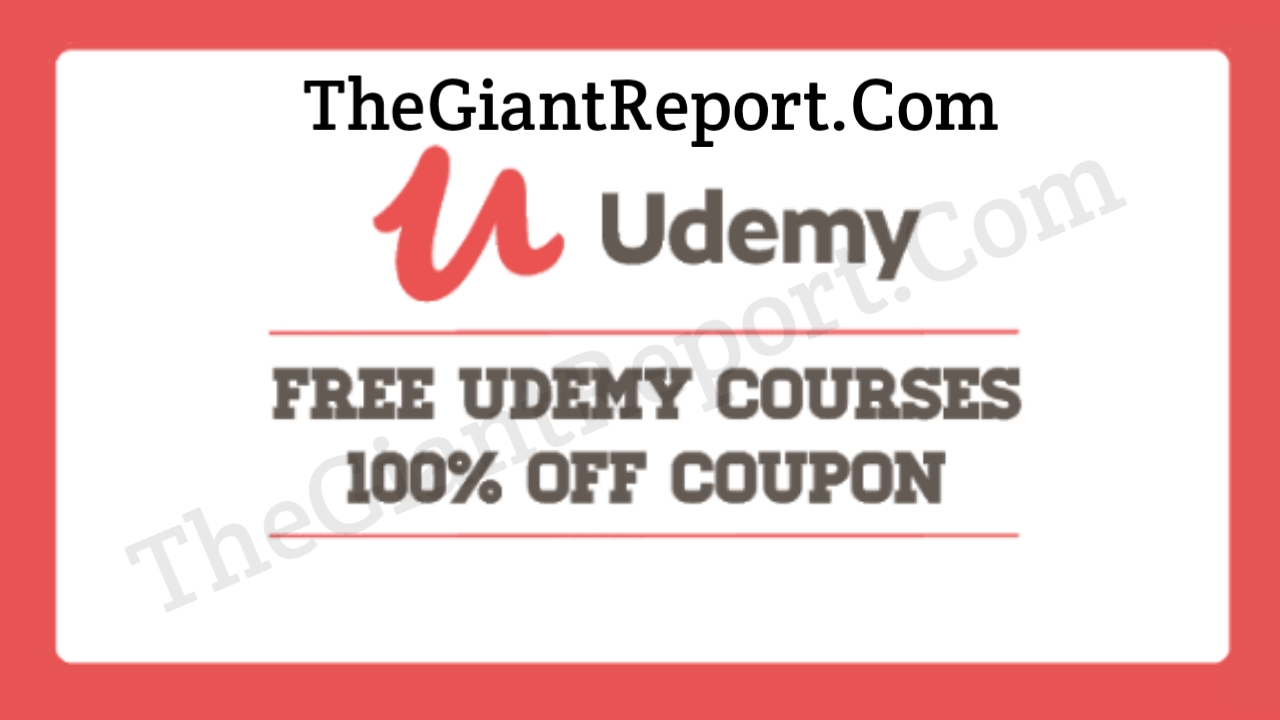 Udemy Free Course Download