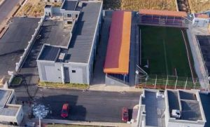 Ahmed Musa sport centre