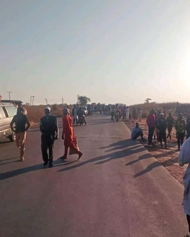 Katsina protest